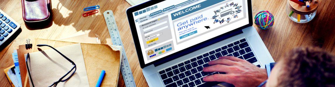 Gagner de l'argent avec un job en ligne - image